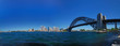Sydney Harbour Skyline Panorama