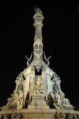 Christoph Kolumbus, Monument, Barcelona, Spanien
