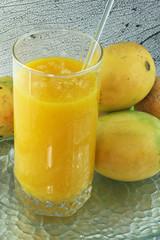 jugo de mango concentrado