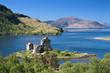 Eilean Donan Castle under a blue sky - 42291883