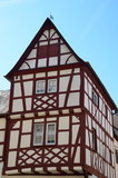 Timber framing house (fachwerkhaus) in Boppard