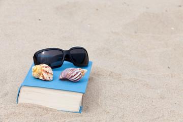 Ein gutes Buch zur Entspannung am Strand