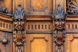 Wooden craftsmanship poster