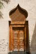 Arabic style door