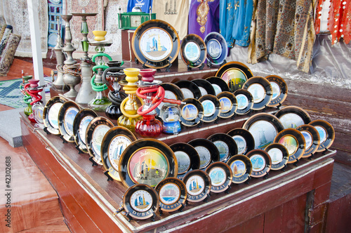 Authentic gifts and souvenirs from Dubai, United Arab Emirates