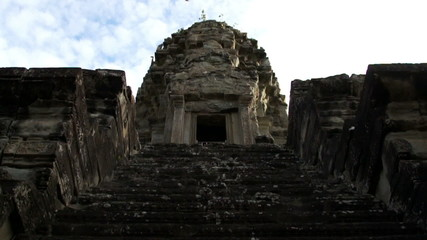 Tower of Angkor Wat