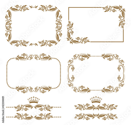 decorative frame - 42304449