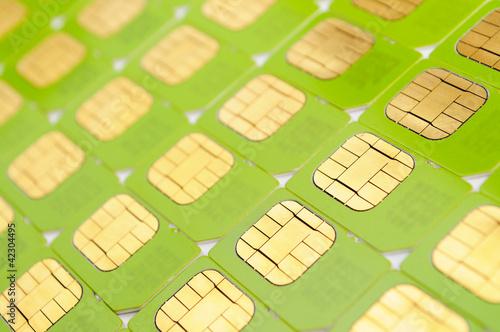 SIM cards - 42304495