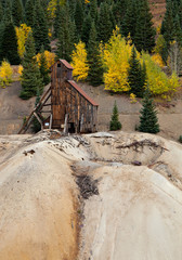 Old Colorado Gold Mine
