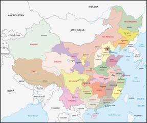 China Administrativ