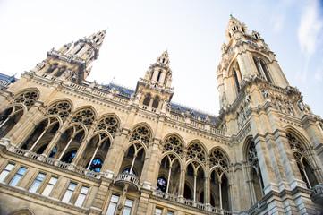 Vienna City Hall, Austria
