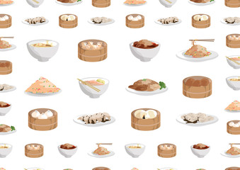 12 chinese food objects