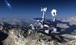 The spacecraft