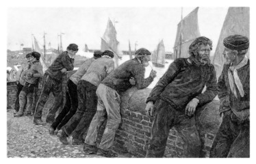 Old Sailors - Vieux Marins - Seemänner