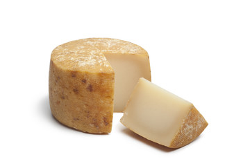 Traditional Basque sheep's milk cheese
