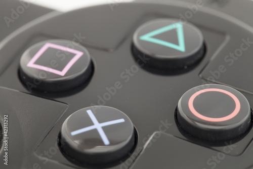 Macro jeux vidéo