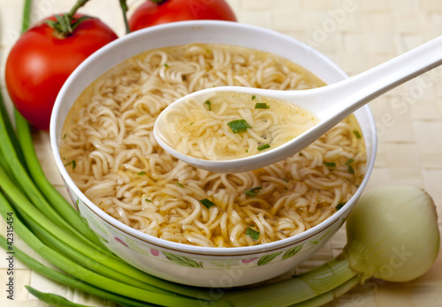 chinese instant soup