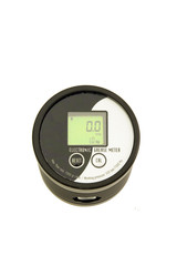 Electronic Grease Meter display