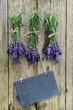 Lavendel, Tafel