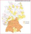 Zeckenrisikogebiete Deutschland