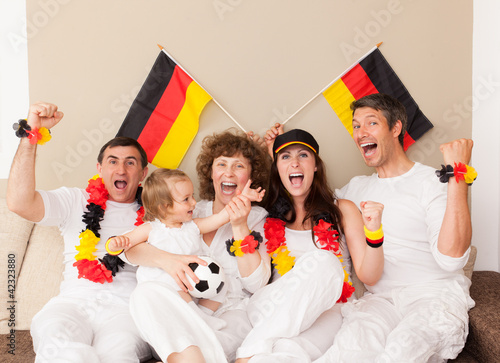 fussball fan