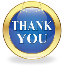 """button that says """"THANK YOU"""""""