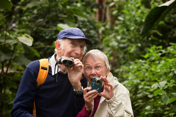 Senior Nature Lovers