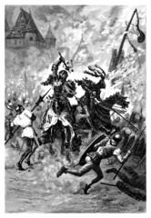 Heroic Knights - 14th century