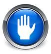 """Stop Hand"" icon"