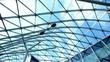 cupola di vetro, distretto finanziario