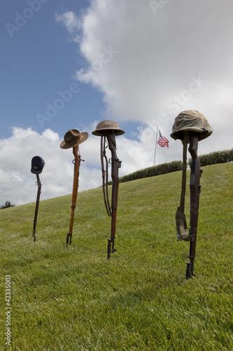 Fallen Soldier Battle Crosses - 42335003