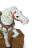 Minature Carousel Horse