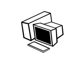 Logo d'ordinateur