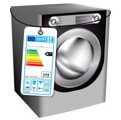 performance énergétique norme 2012 machine à laver