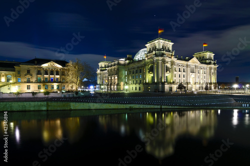Fototapeten,berlin,nacht,architektur,gebäude