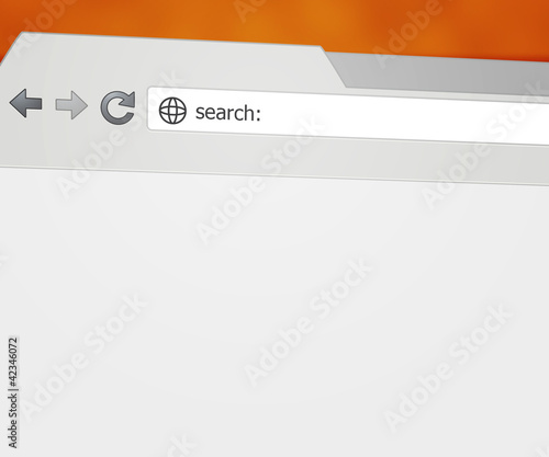 Search in Web Browser