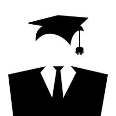 Traje de graduación