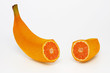 Banana-orange