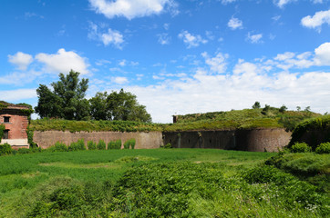 Cittadella di Alessandria 1728 - 1745