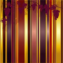 Uva rossa sfondo classico