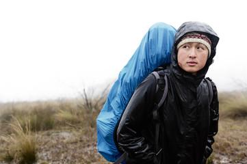adventure expedition rain trek