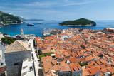 Dubrovnik, Altstadt, Kroatien