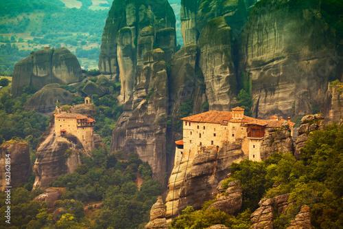 Roussanou Monastery - 42362854