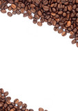 Fototapety Brown roasted coffee beans