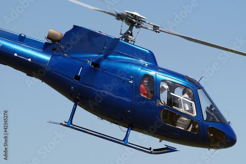 Papiers peints Hélicoptère Hélicopter Ecureuil AS 350