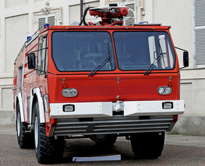 truck fire engine