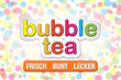 Bubble Tea (IV)