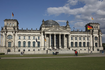 Berlino, Parlamento,Reichstag
