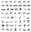 Iconset Traffic - 3d stickers