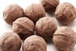 複数のチョコレートのクローズアップ